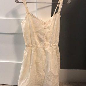 Short dress or long tank